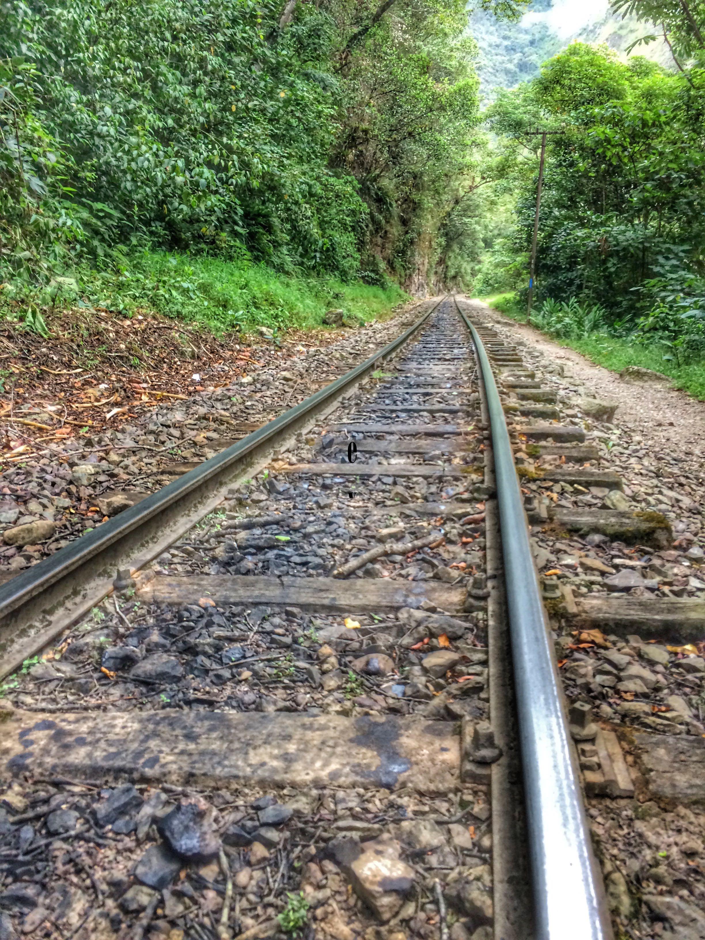 INCA TRAIL TRAIN RIDE 104 MARK