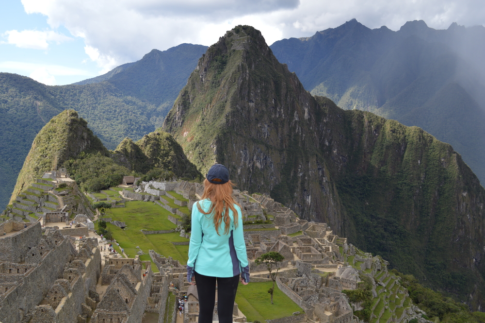 HIKING THE INCA TRAIL PERU