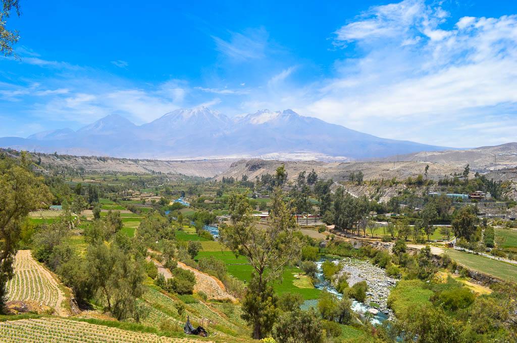 CONTIKI REVIEW PERU: AREQUIPA