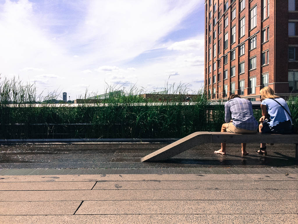 40 things to do in New York City: Visit the Highline park