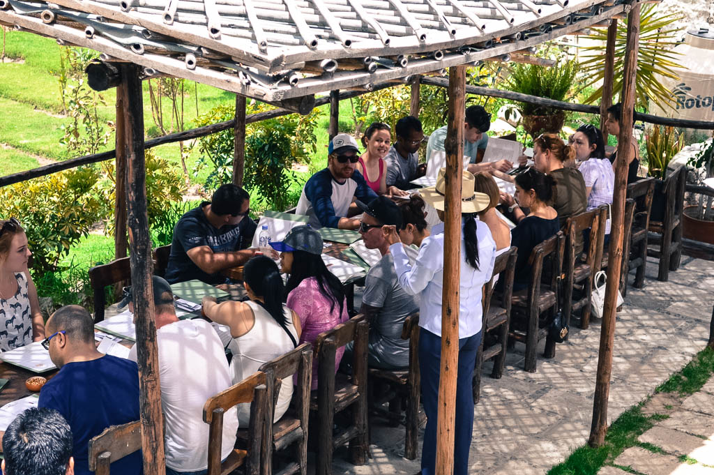 THINGS TO SEE AREQUIPA PERU: El Tio Dario Arequipa Eating