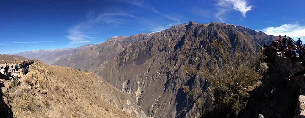 THINGS TO DO IN AREQUIPA: COLCA CANYON
