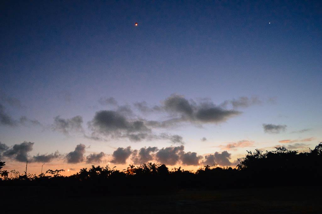 HOT AIR BALLOON RIDE IN MIAMI FLORIDA: EARLY MORNING