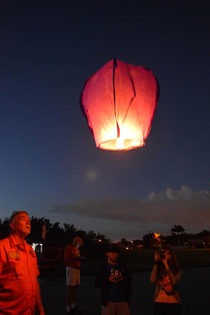 HOT AIR BALLOON RIDE IN MIAMI FLORIDA