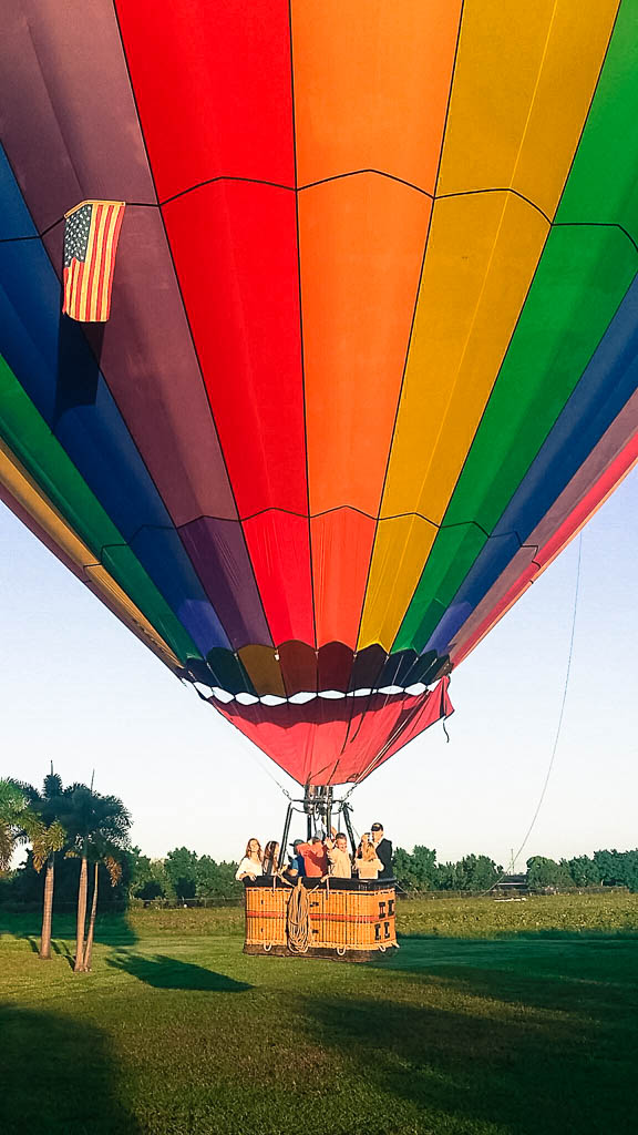 HOT AIR BALLOON RIDE IN MIAMI FLORIDA: TIPS AND ADVICE