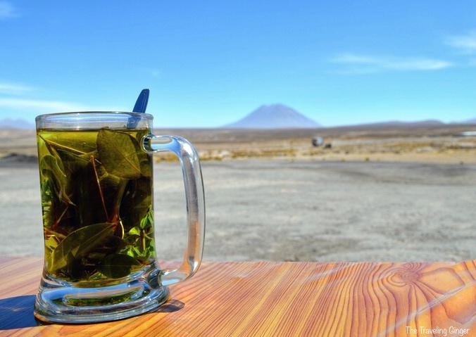 COCOA TEA, PERUVIAN BEVERAGE TO HELP FIGHT ALTITUDE SICKNESS