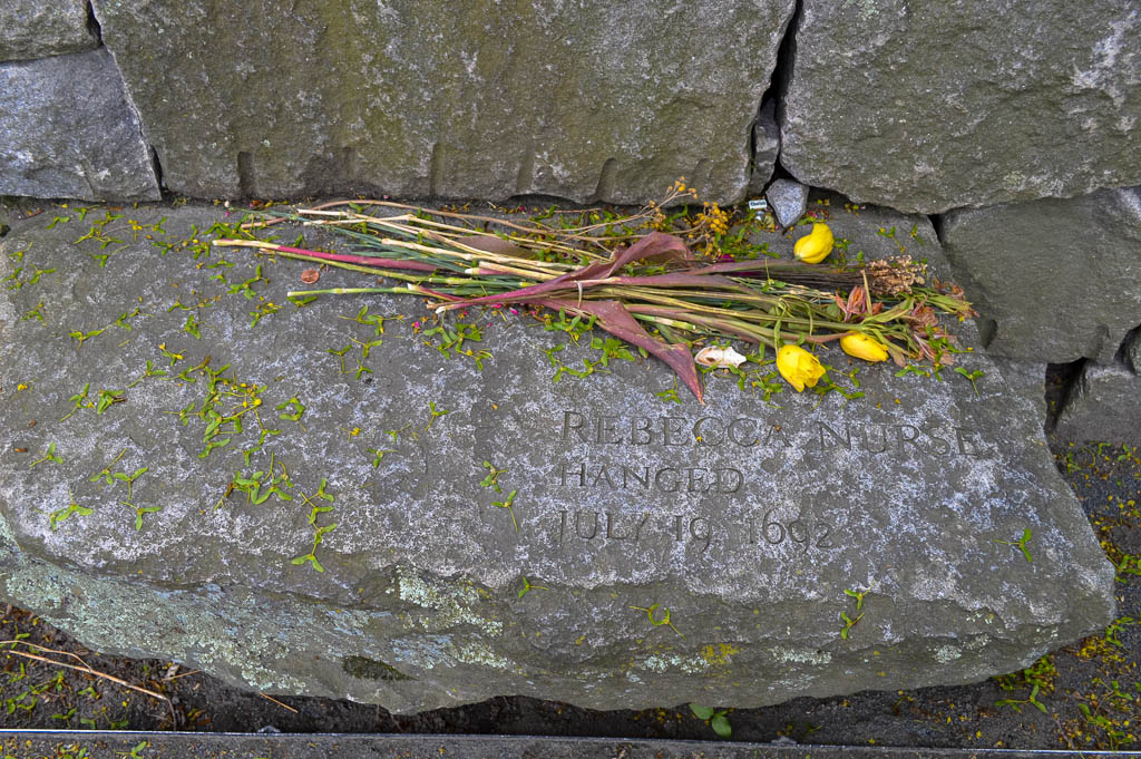 THE SALEM WITCH TRIAL MEMORIAL