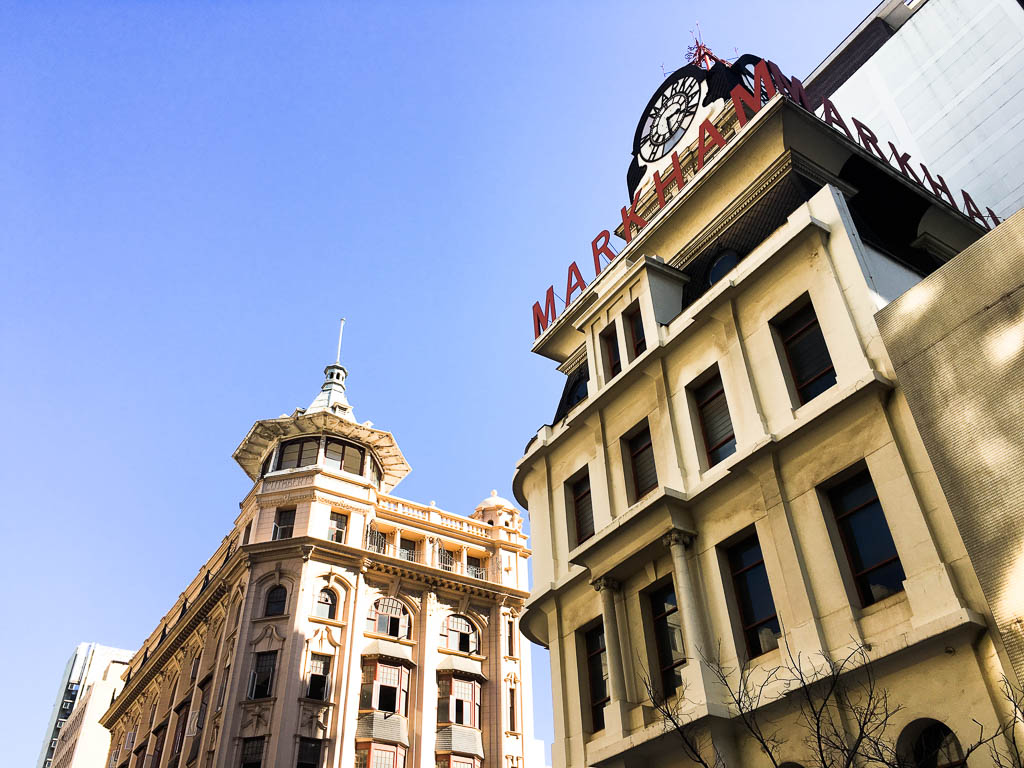 Exploring Johannesburg with the City Sightseeing Hop on Hop off bus