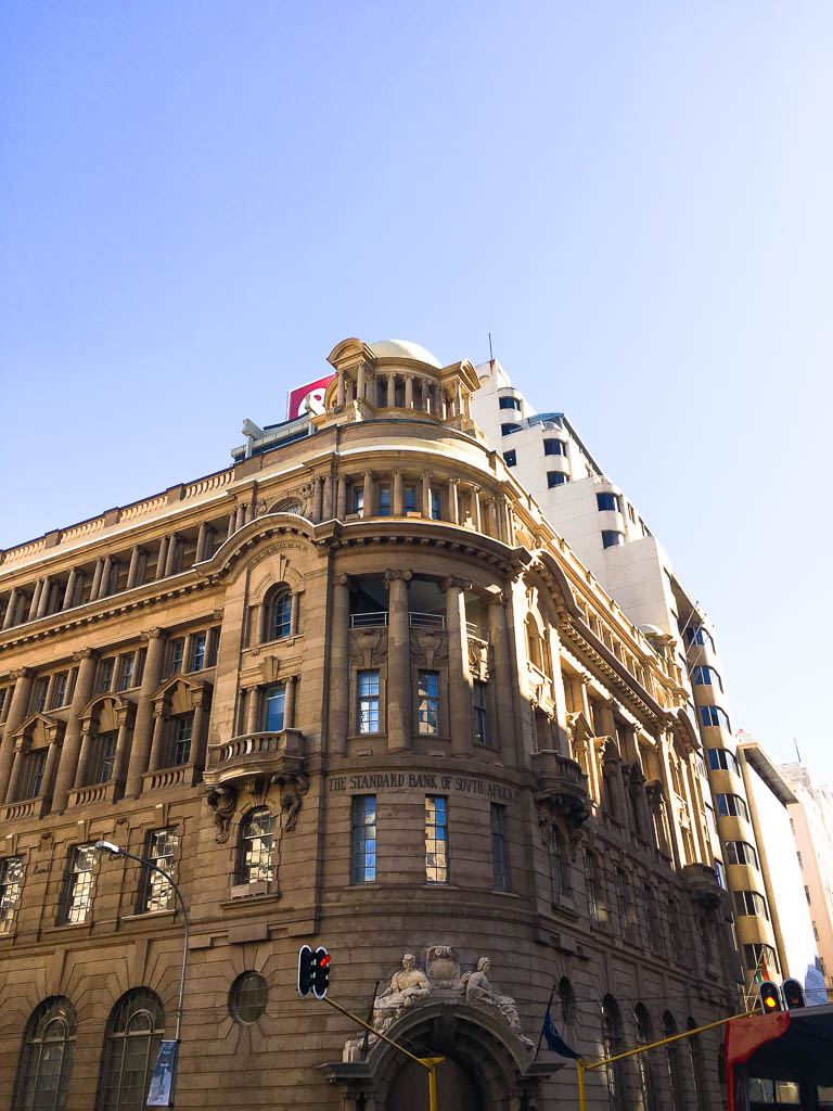 The Old Standard Bank Building