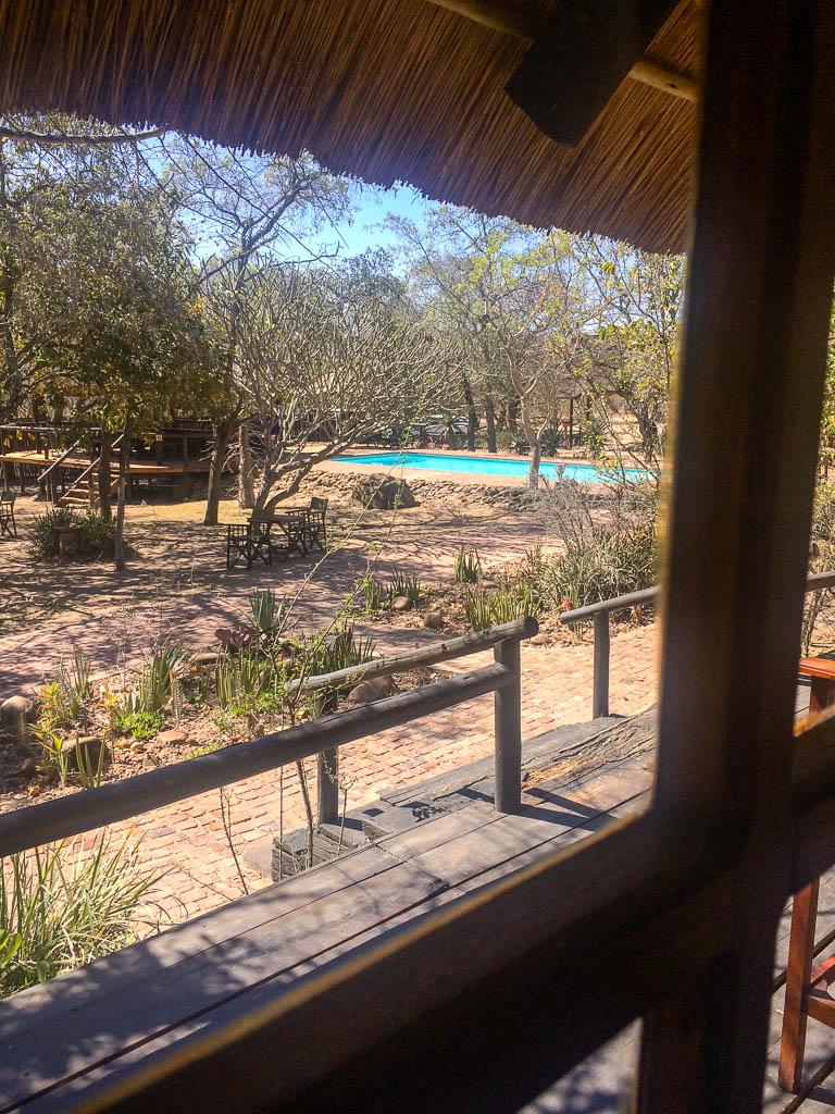 Thornhill Safari Lodge Premises
