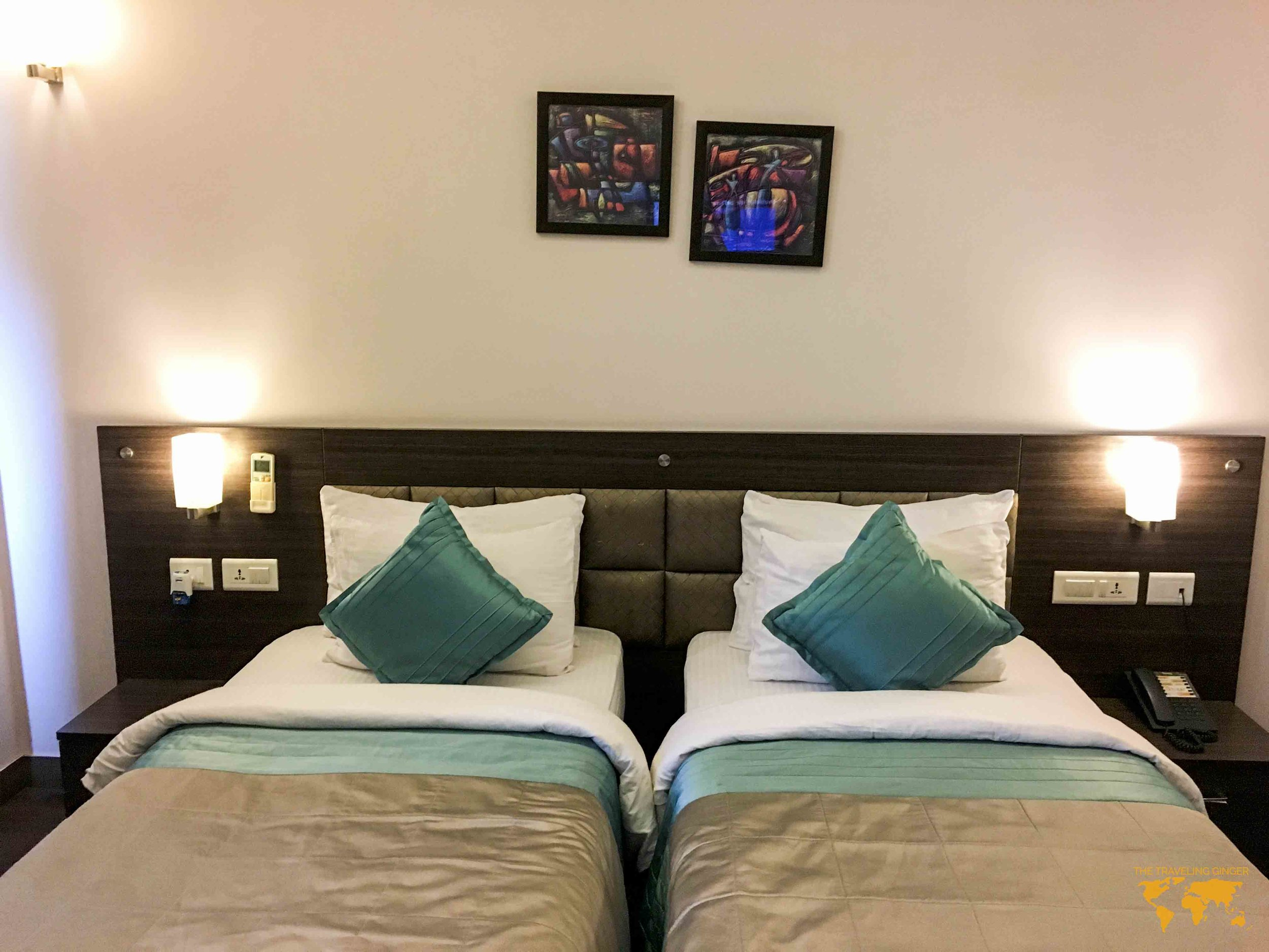 REVIEW OF THE RETREAT HOTEL IN AGRA, INDIA