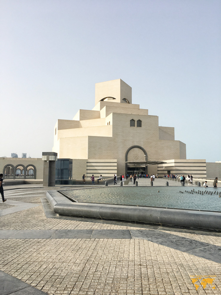 VISIT THE MUSEUM OF ISLAMIC ART ON A LAYOVER IN QATAR