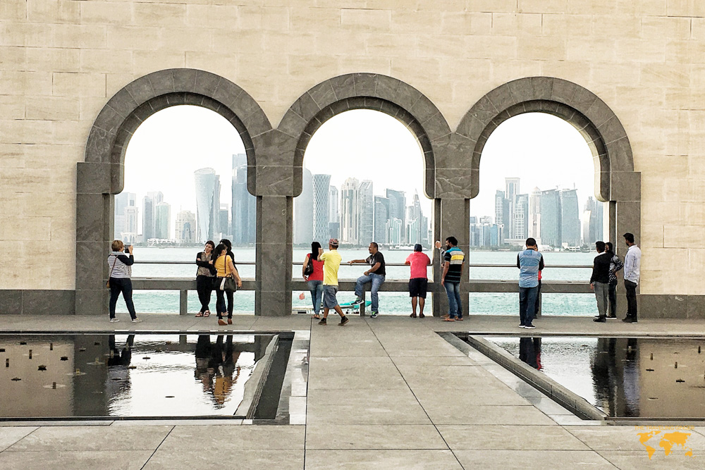 WHAT TO DO ON A LAYOVER IN DOHA QATAR