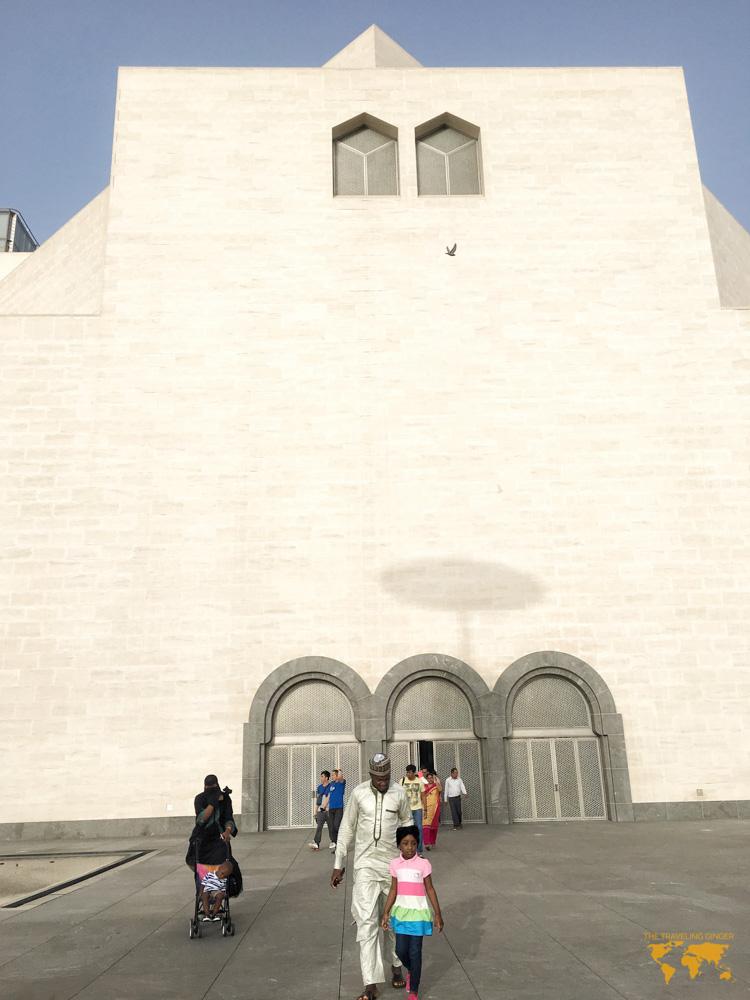 VISIT THE MUSEUM OF ISLAMIC ART DOHA QATAR