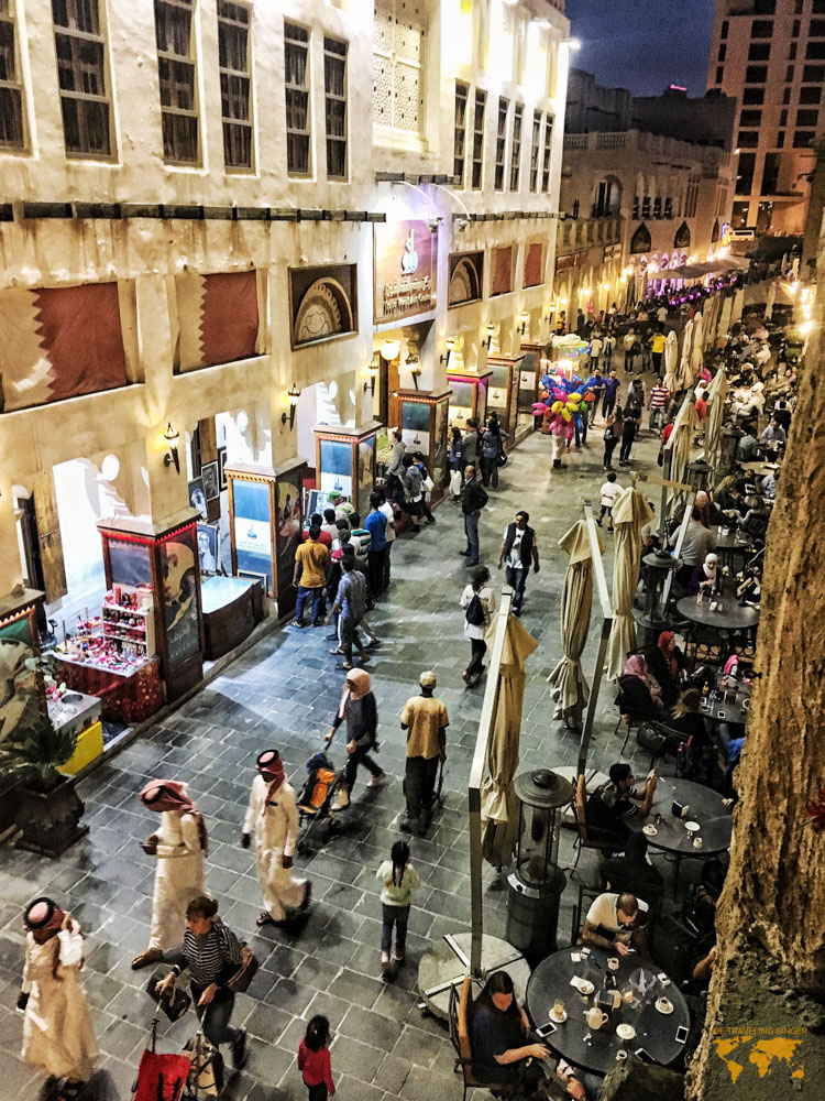 EAT AT THE SOUQ WAQIF IN DOHA QATAR