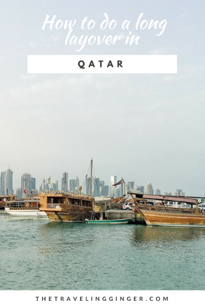 HOW TO DO A 24 HOUR LAY OVER IN QATAR