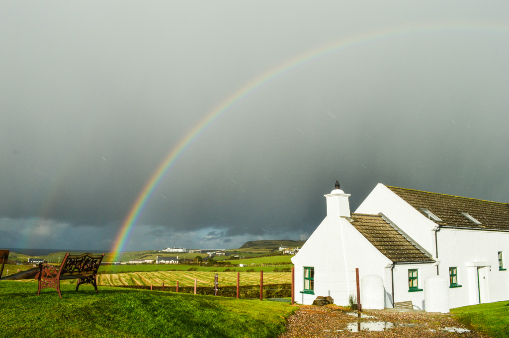 REVIEW OF BALLYLINNY COTTAGES IN NORTHERN IRELAND
