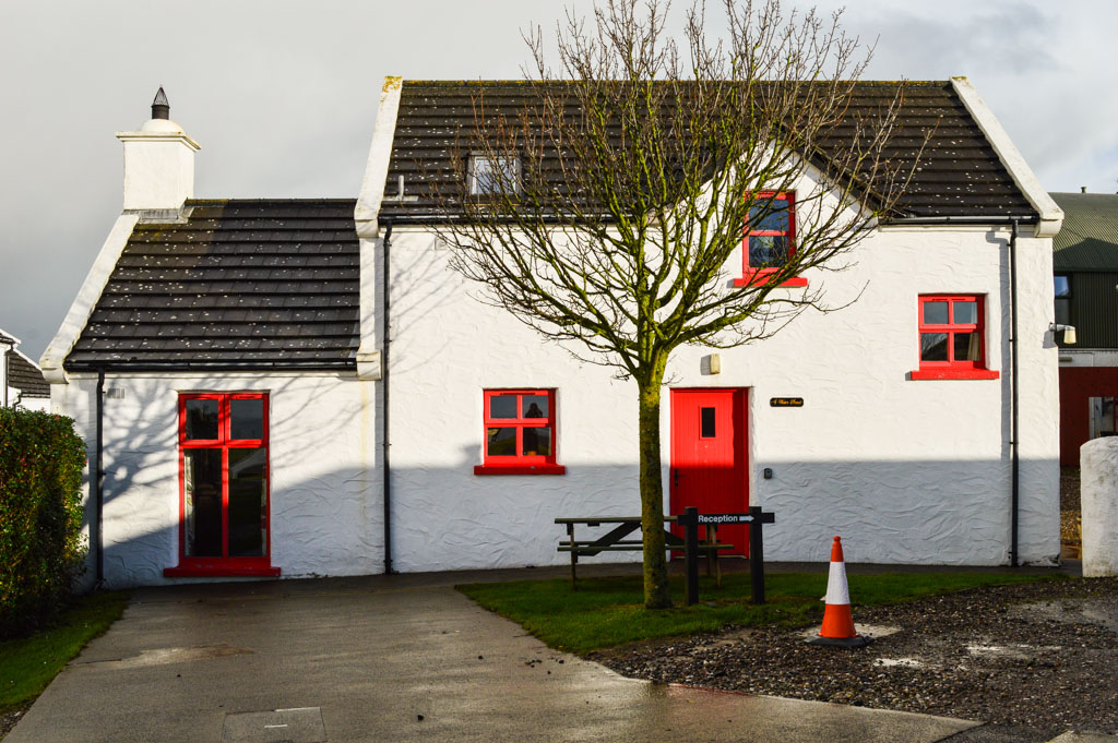 SELF-CATERING ACCOMODATION IN NORTHERN IRELAND: BALLYLINNY COTTAGES