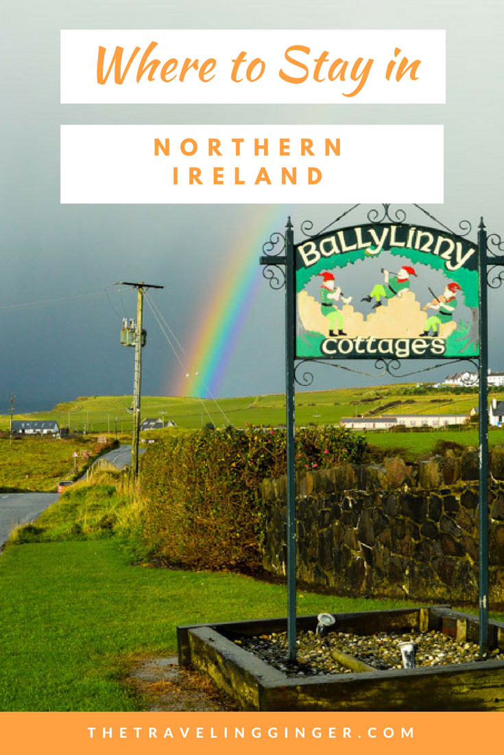 WHERE TO STAY IN NORTHERN IRELAND
