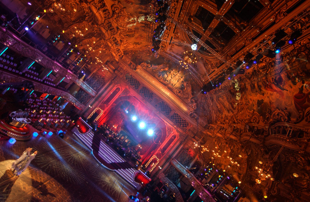 THINGS TO DO IN BLACKPOOL: TOWER BALLROOM. PHOTO COURTESY OF VISIT BLACKPOOL