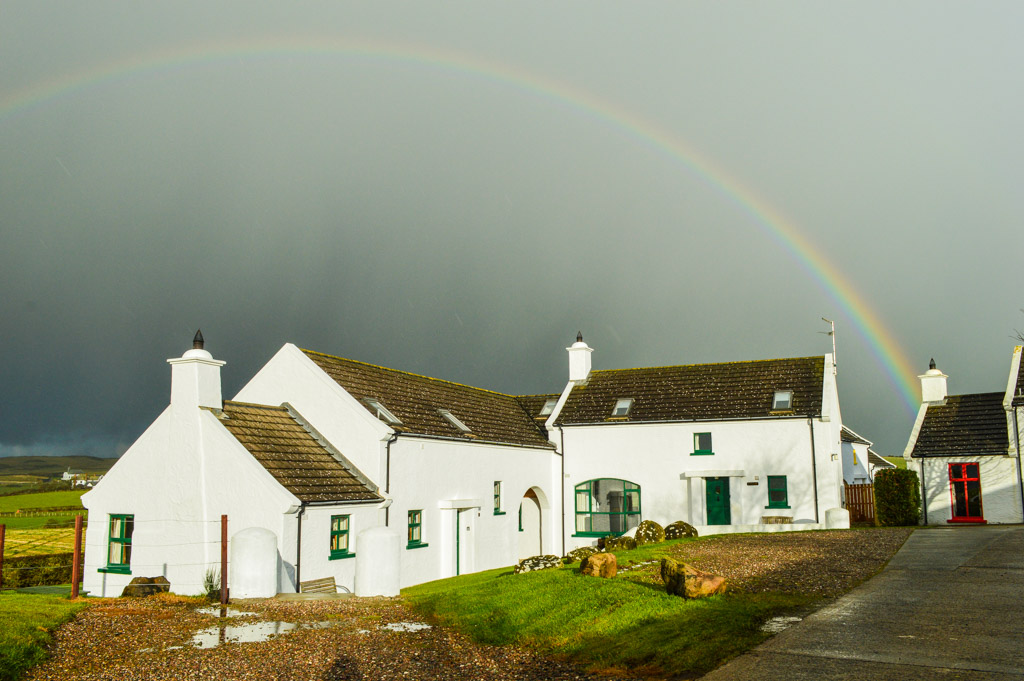WHERE TO STAY IN NORTHERN IRELAND: BALLYLINNY COTTAGES