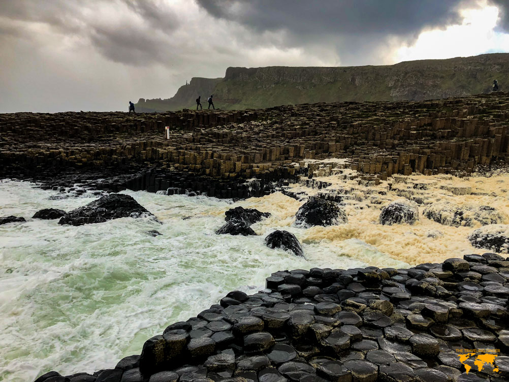 Visit the Giant's Causeway, Ireland