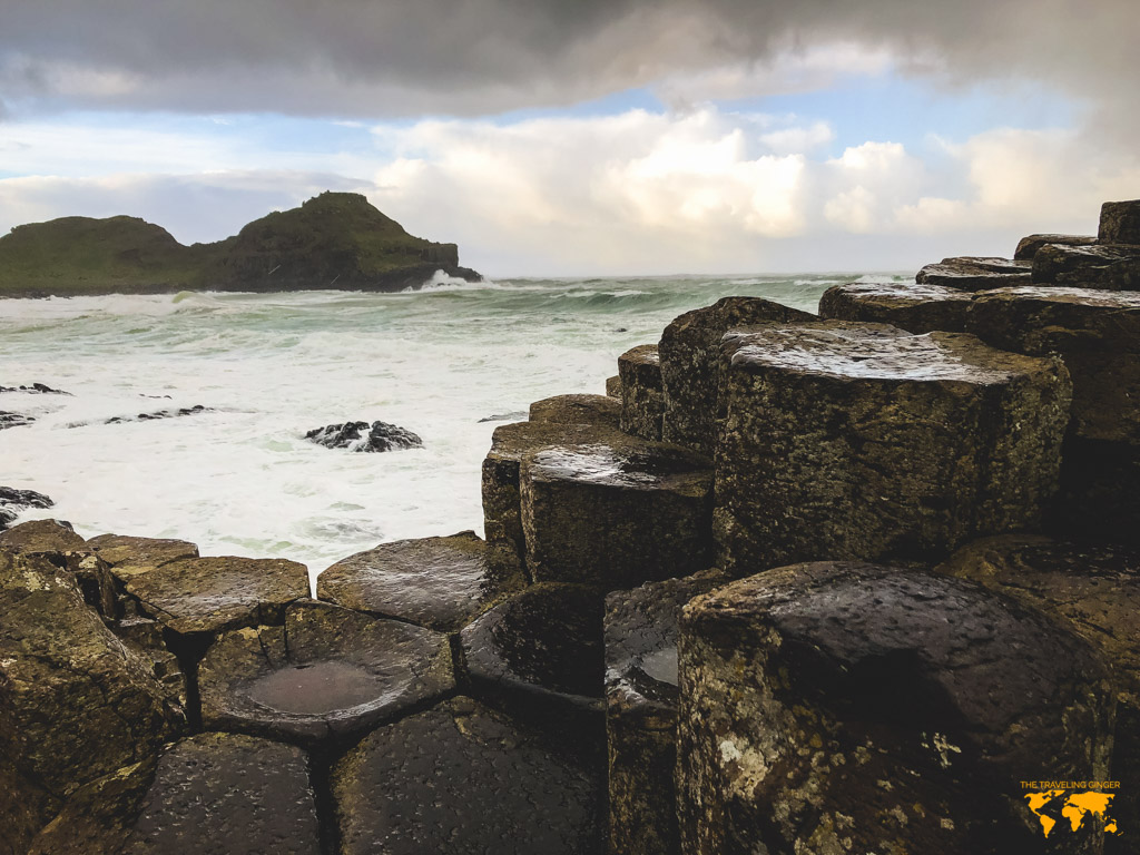 Visit the Giant's Causeway
