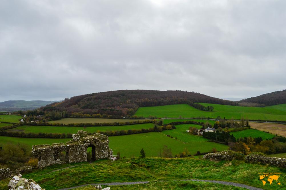 VISIT THE ROCK OF DUNAMASE, IRELAND
