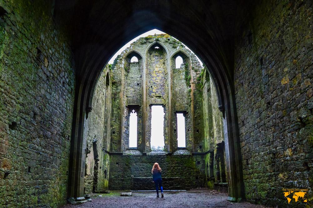 hore abbey in cashel ireland