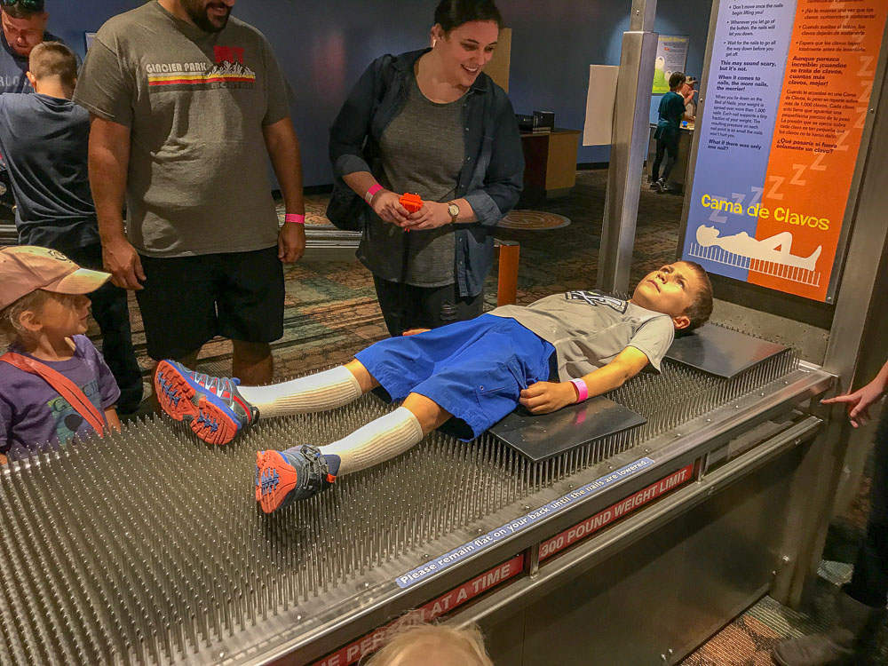 things to do in arizona - visit the arizona science center