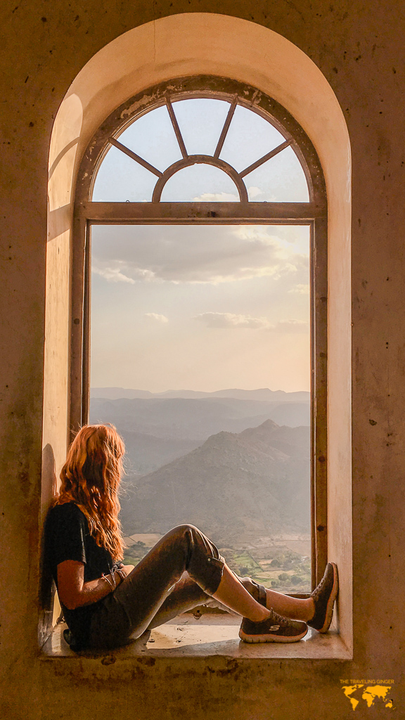 EXPLORE THE MONSOON PALACE IN UDAIPUR, INDIA