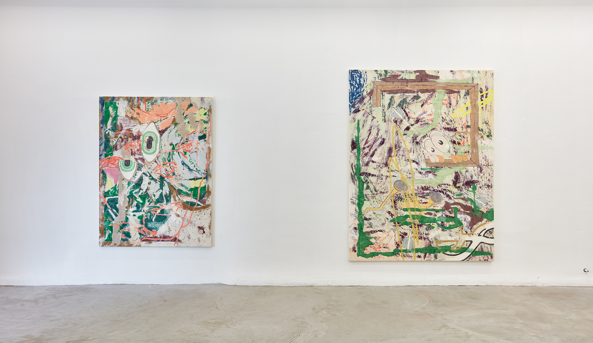 Installation View, Mier Gallery, Los Angeles