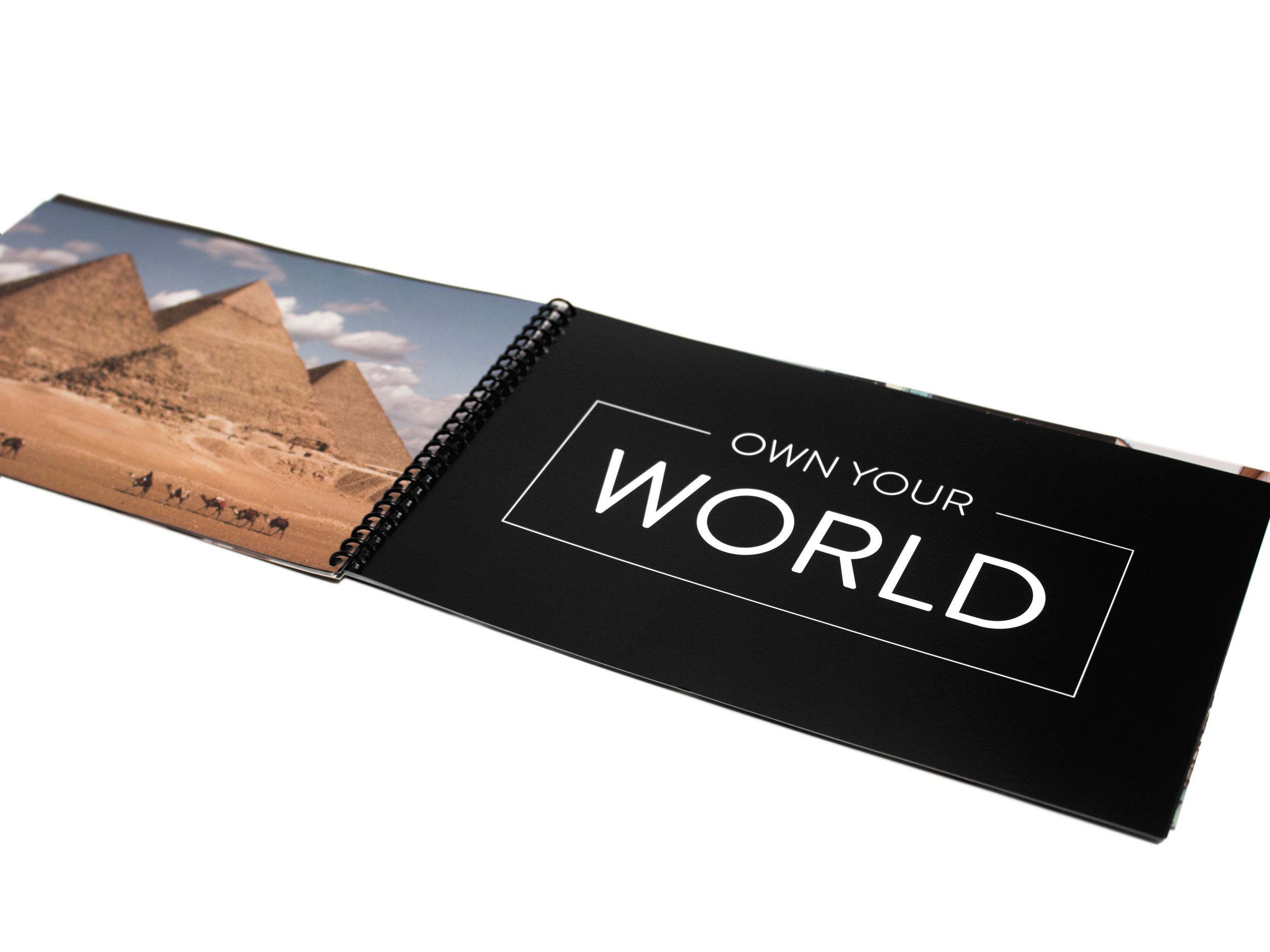 """""""Own Your World"""""""