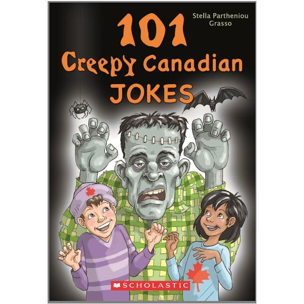 101 Creepy Canadian Jokes