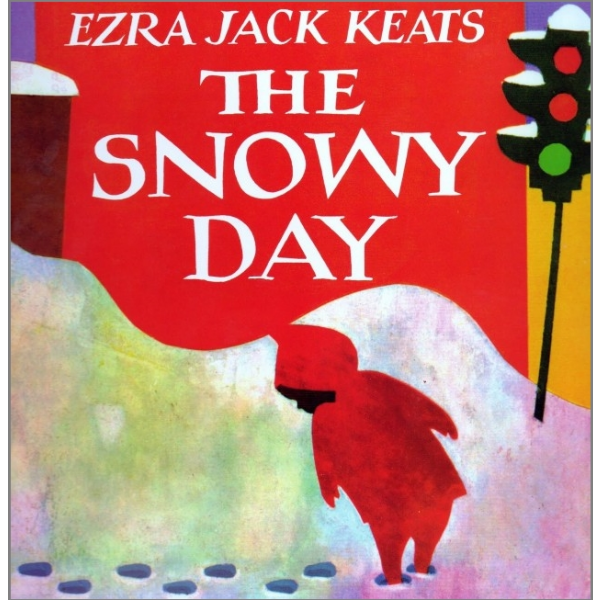 The Snowy Day  by Ezra Jack Keats was the first book I read all by myself. I loved Peter's red snowsuit. It was also the first book I ordered from the Scholastic Book Clubs. I remember the excitement I felt on the days the book orders came in. I think that's where my love of reading started. And this was the book that started it all.   Thank you, Ezra Jack Keats. I still love  The Snowy Day .