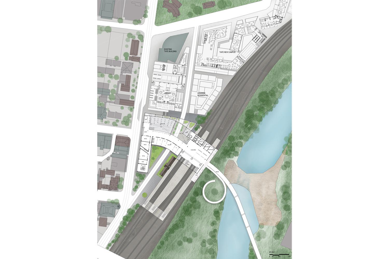 Site Plan / First Floor Plan