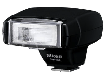 Nikon SB400 Flash