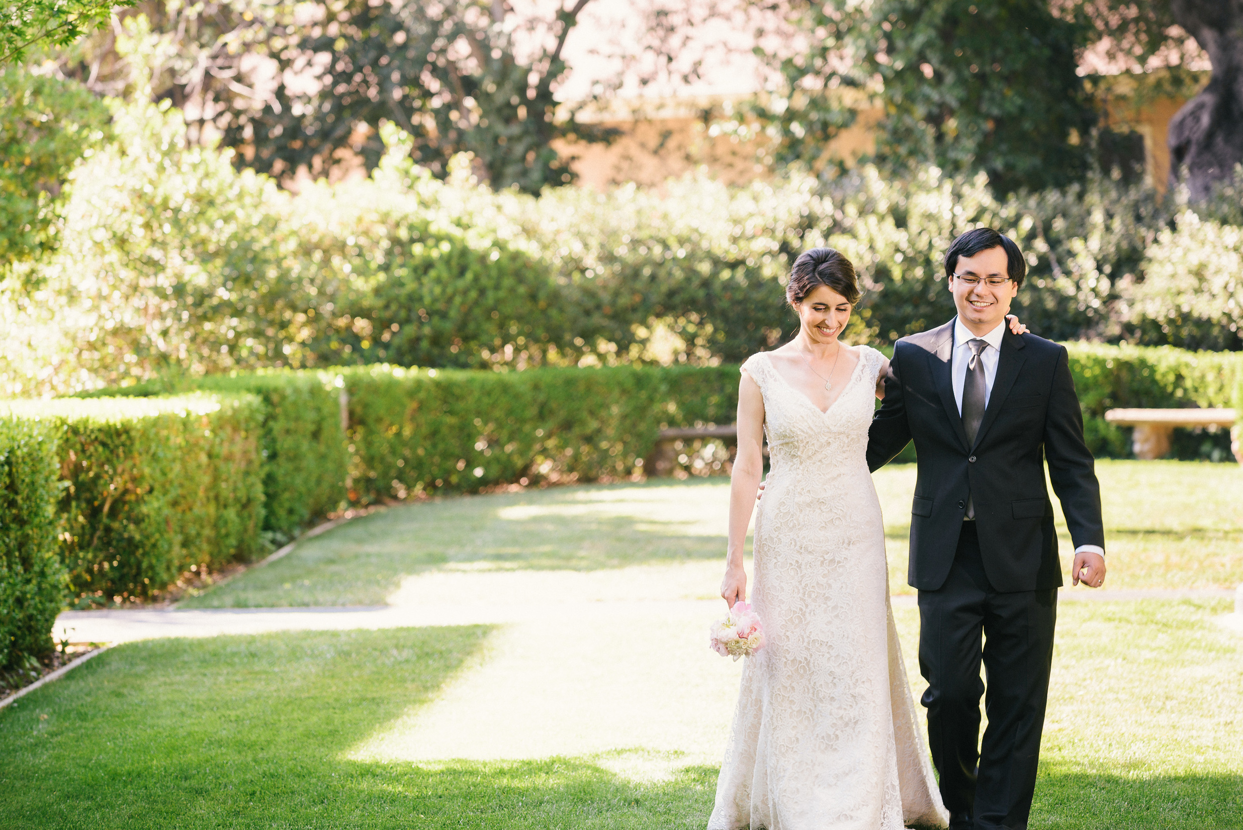 Jessie & Julian - Wedding at Stanford University, Palo Alto