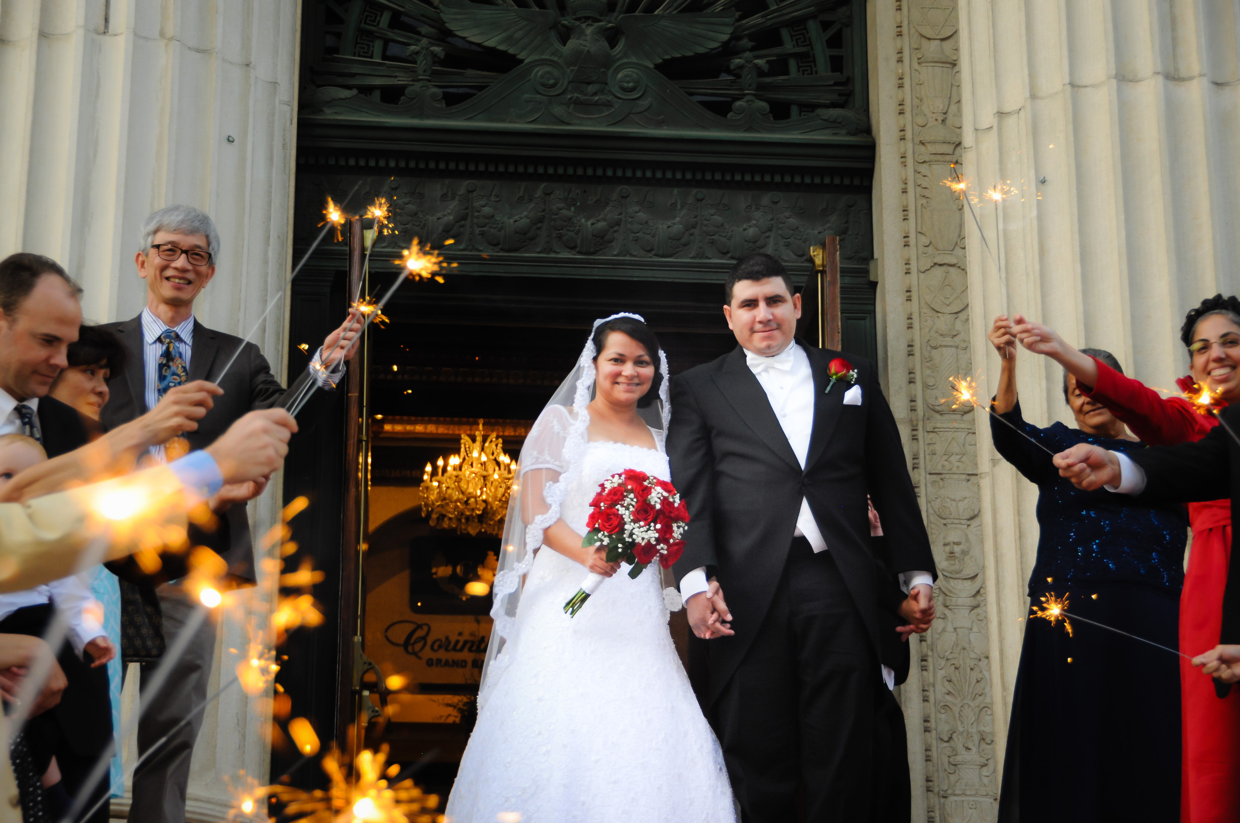 Adrianne & Everardo - Wedding at the Corinthian, San Jose
