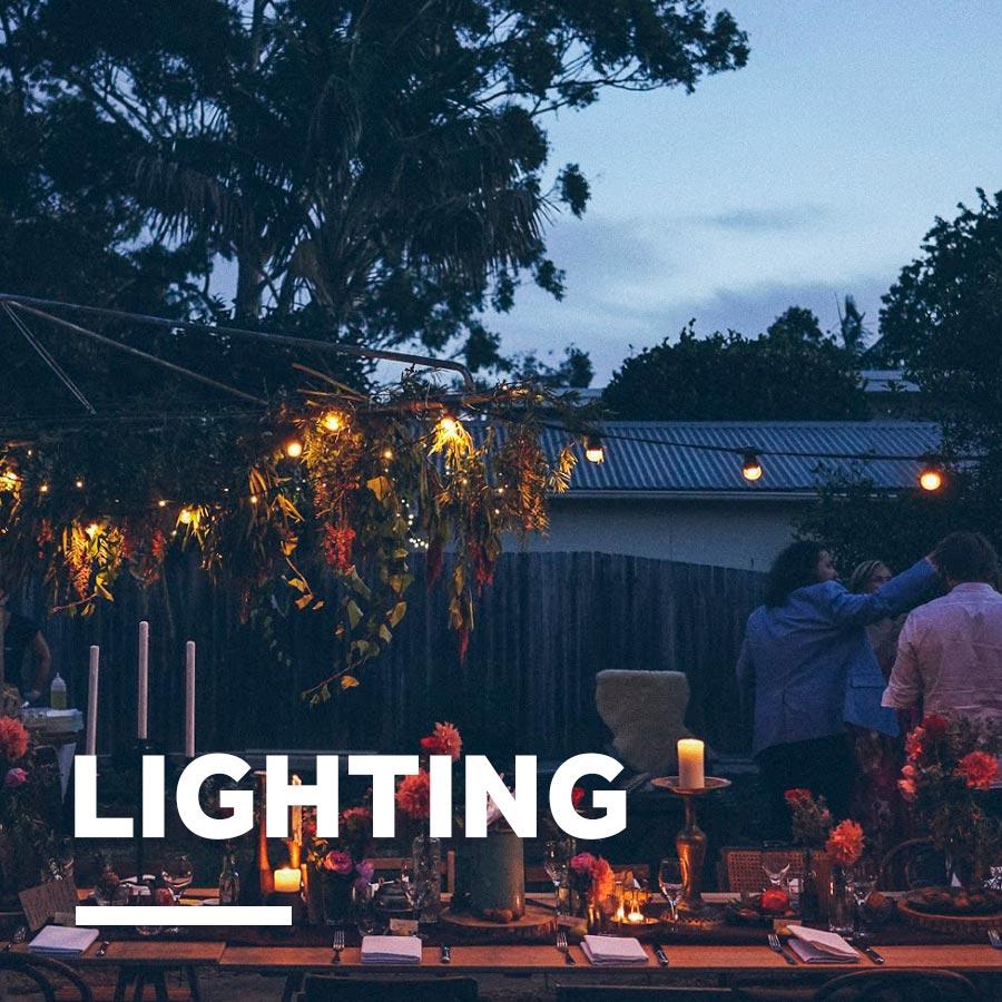 George & Smee lighting