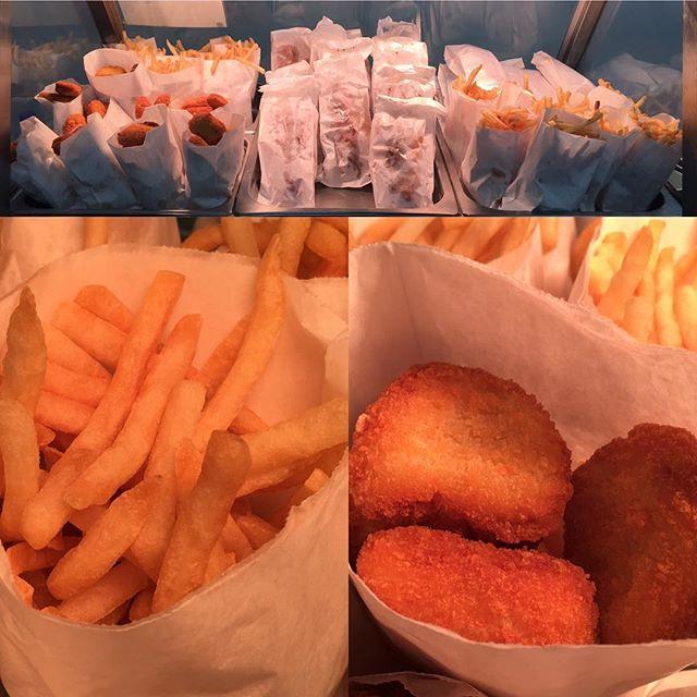 Plenty to eat at the #paraburdoodrivein