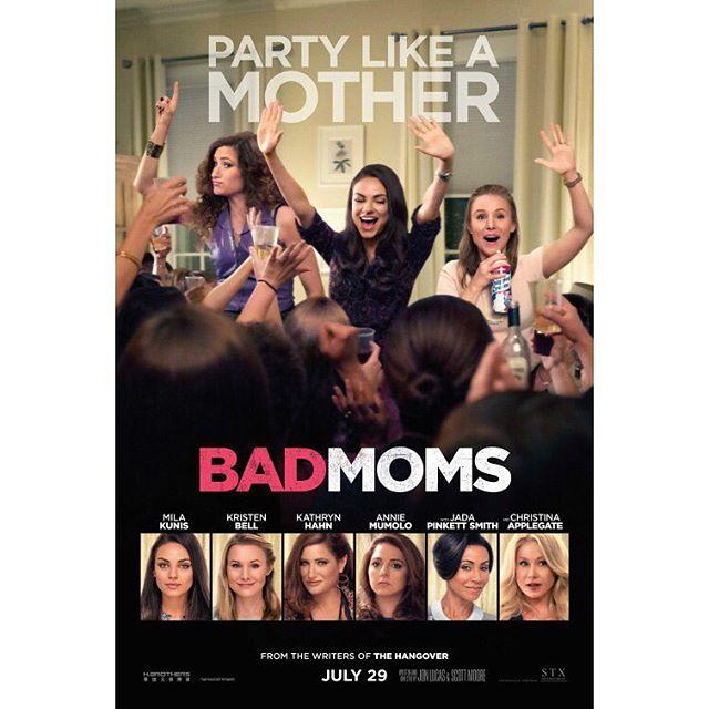 Bad Moms at the #paraburdoodrivein tonight