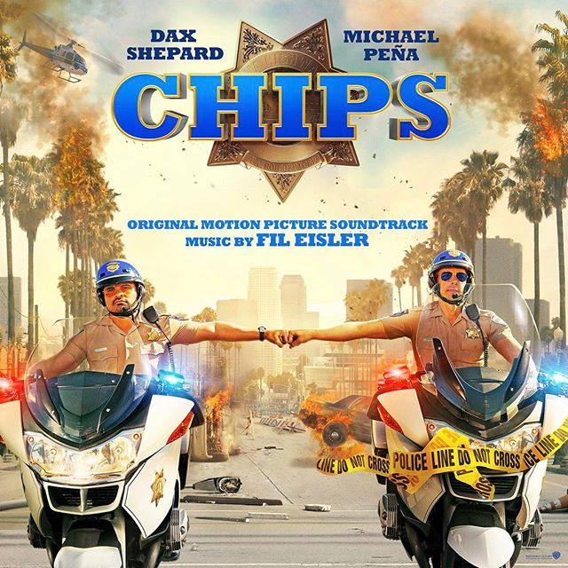Later on we have CHIPS at the #paraburdoodrivein