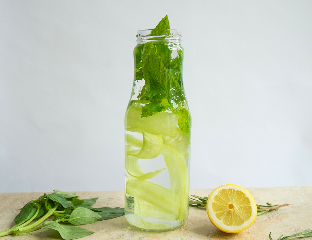 Quench - cucumber and mint