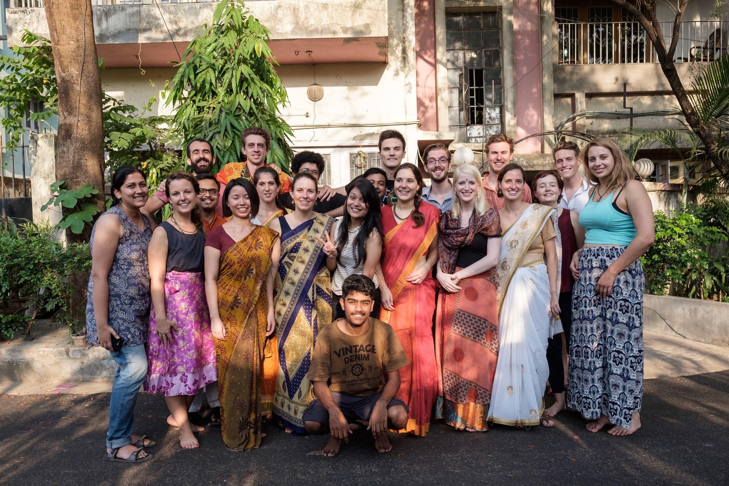 YPP fellows - Kolkata April 2016 ( love the time we spent together)