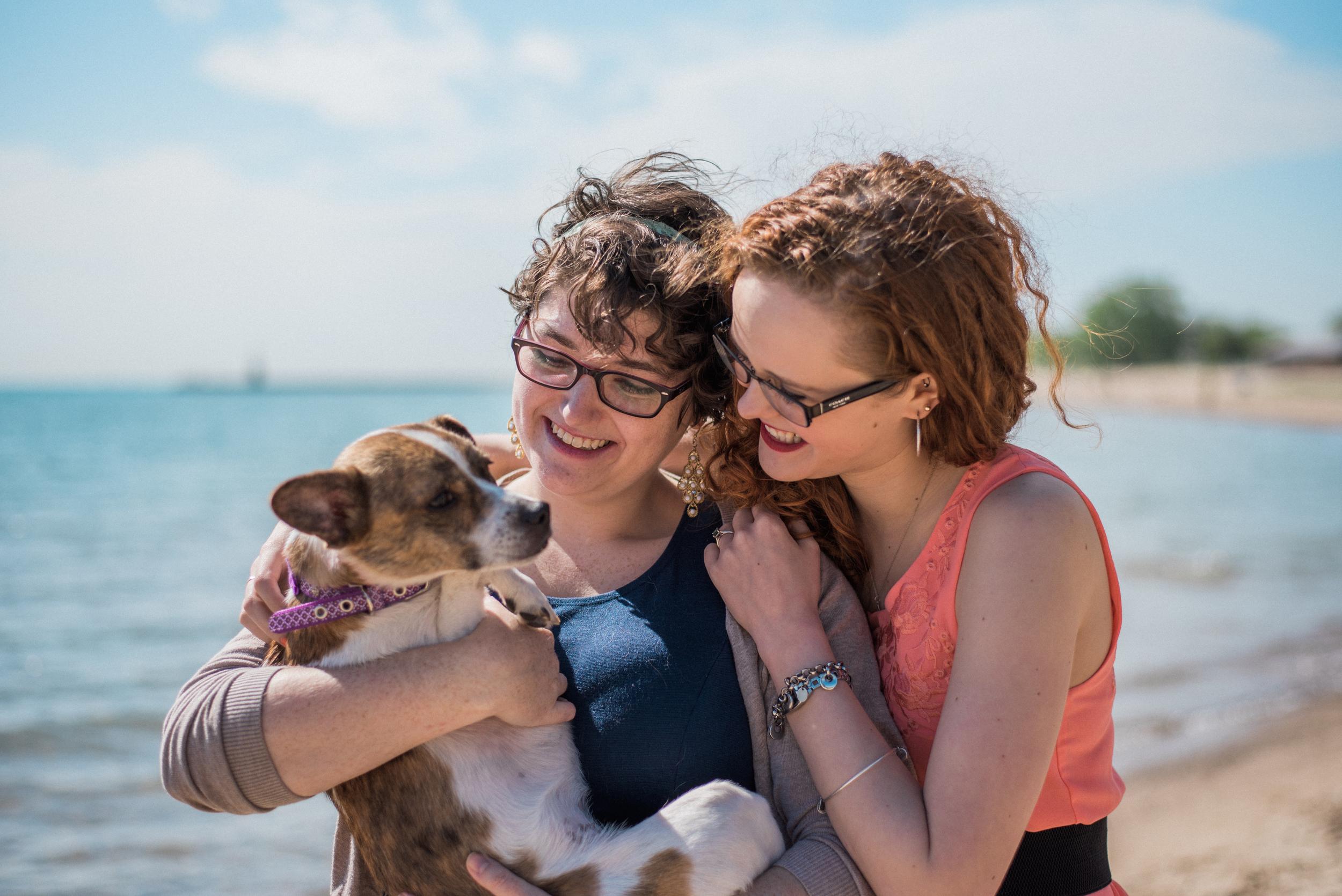 chelsea-bliefernicht-chicago-il-lane-beach-engagement-photographer