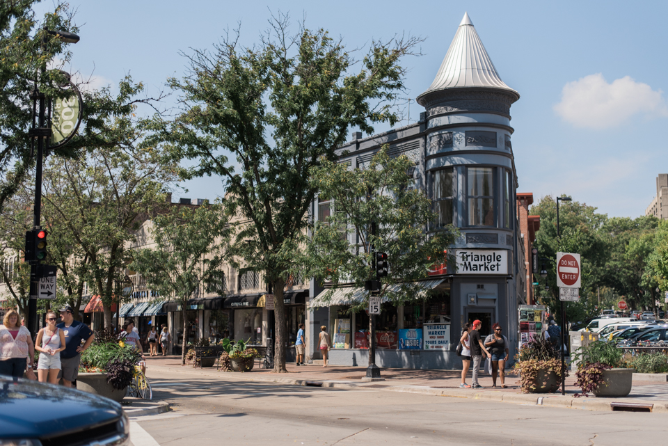 Chelsea Bliefernicht Photography   Madison, WI State Street