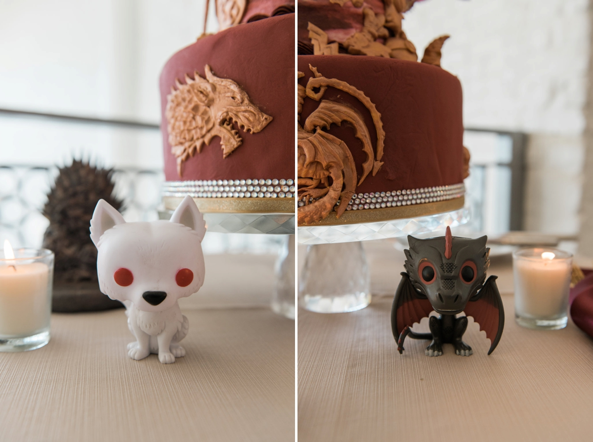 Room 1520 Game of Thrones Chicago Wedding