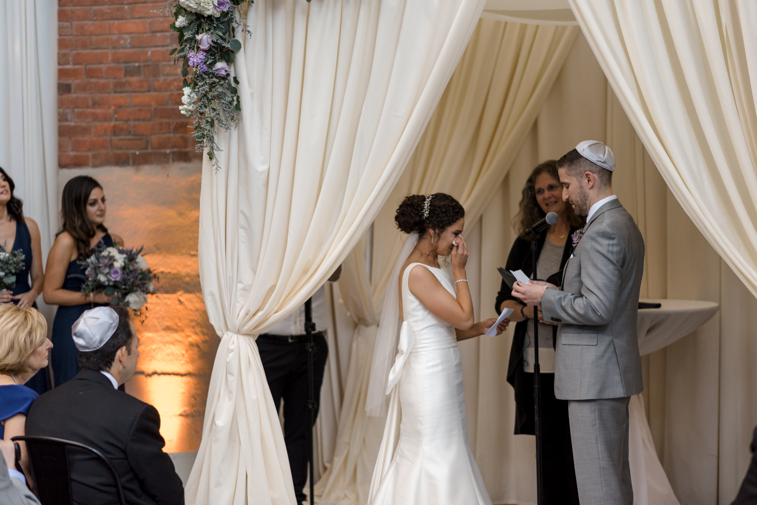 Artifact Events Chicago Jewish Wedding Photography
