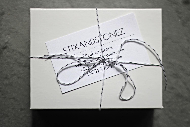 {Business cards have arrived!}